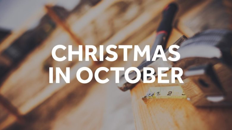 Christmas In October