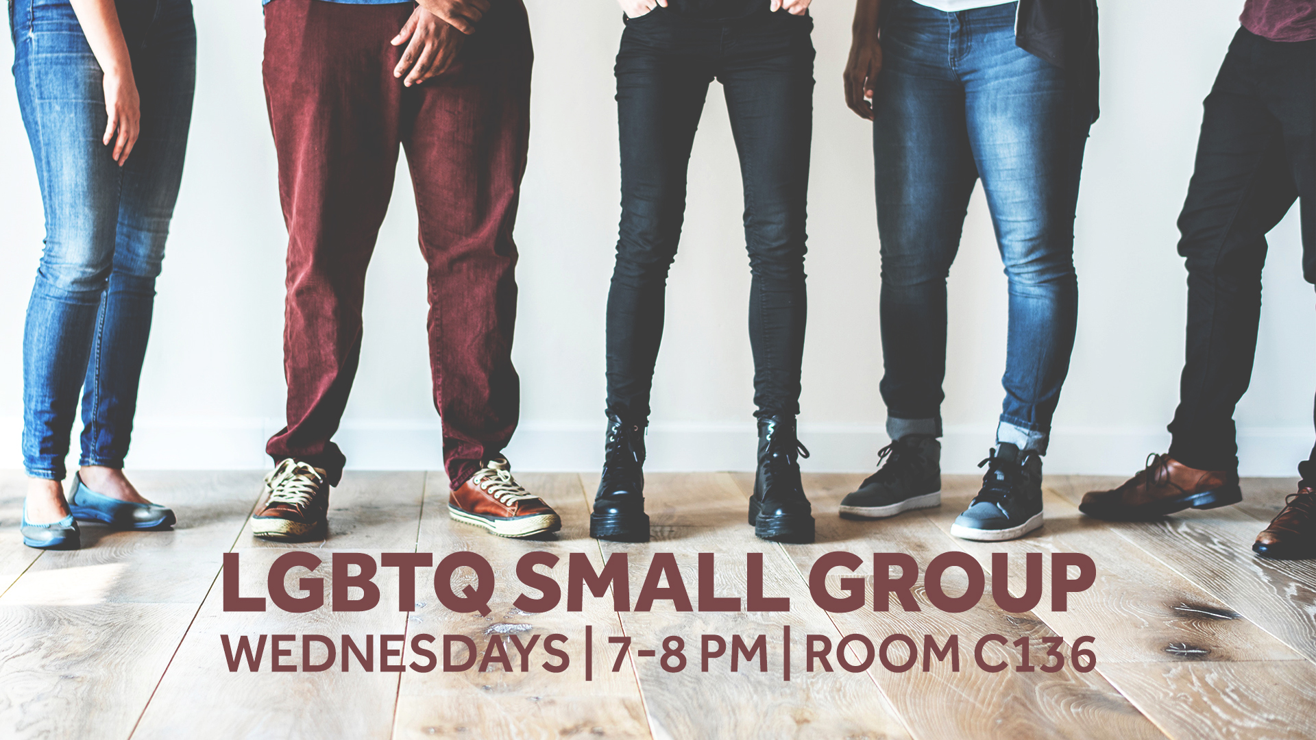 Lgbtq Small Groups