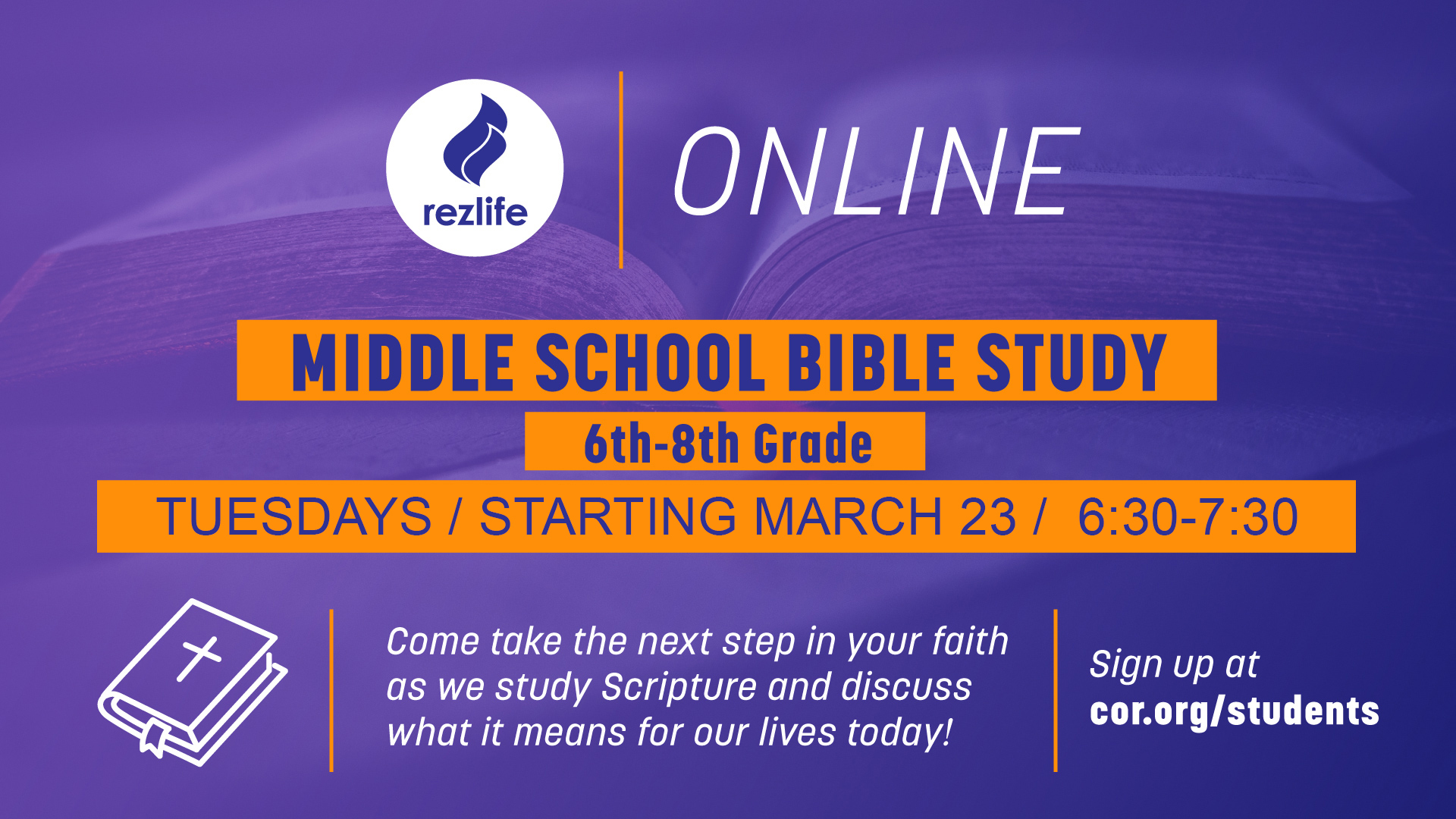 Ms Summer Online Bible Study Ms 2021