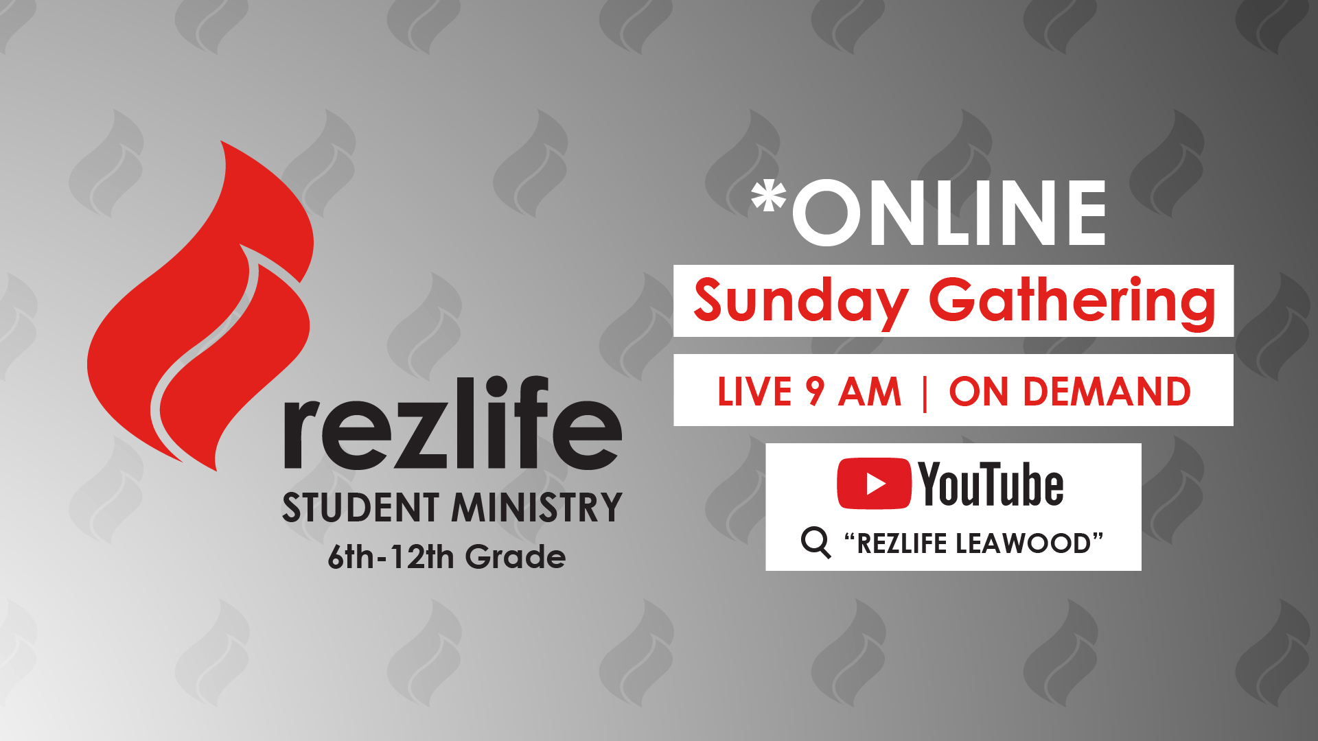 Rezlife New Sunday Online 1920X1080