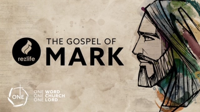 Rezlife Gospel Of Mark