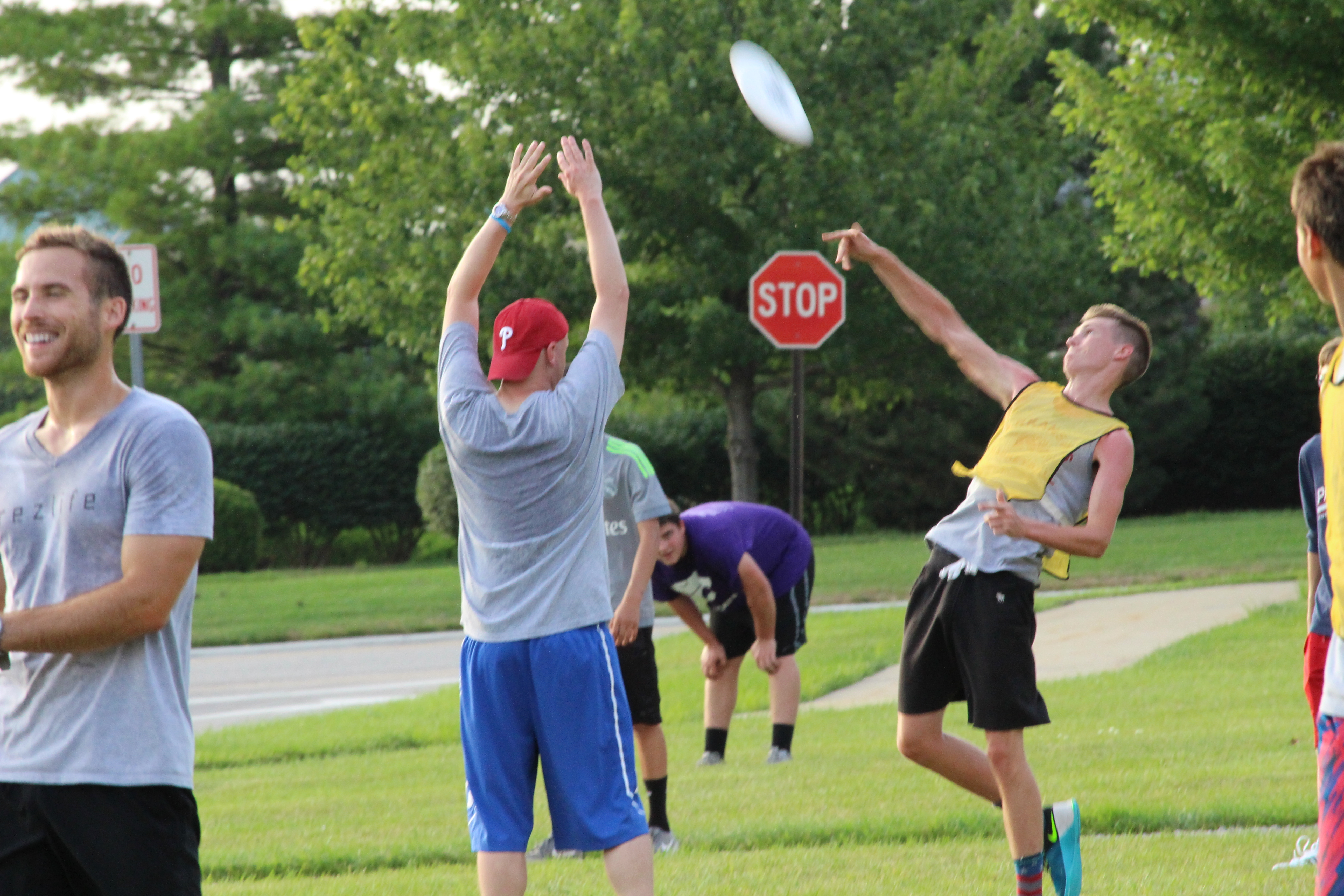 rezlife High School Ultimate Frisbee