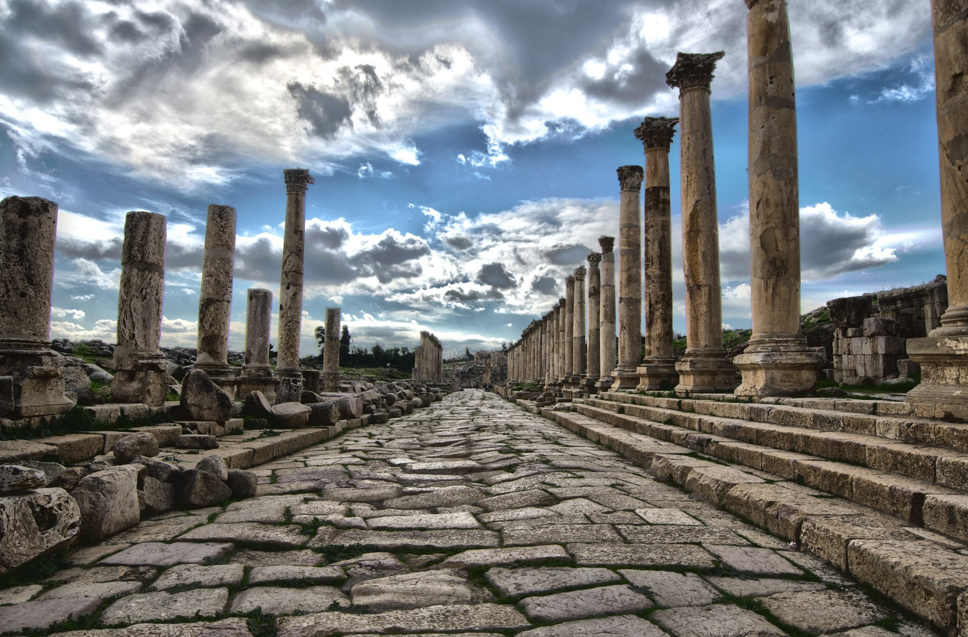 A Sprint Down the Romans Road with Jeff Kirby