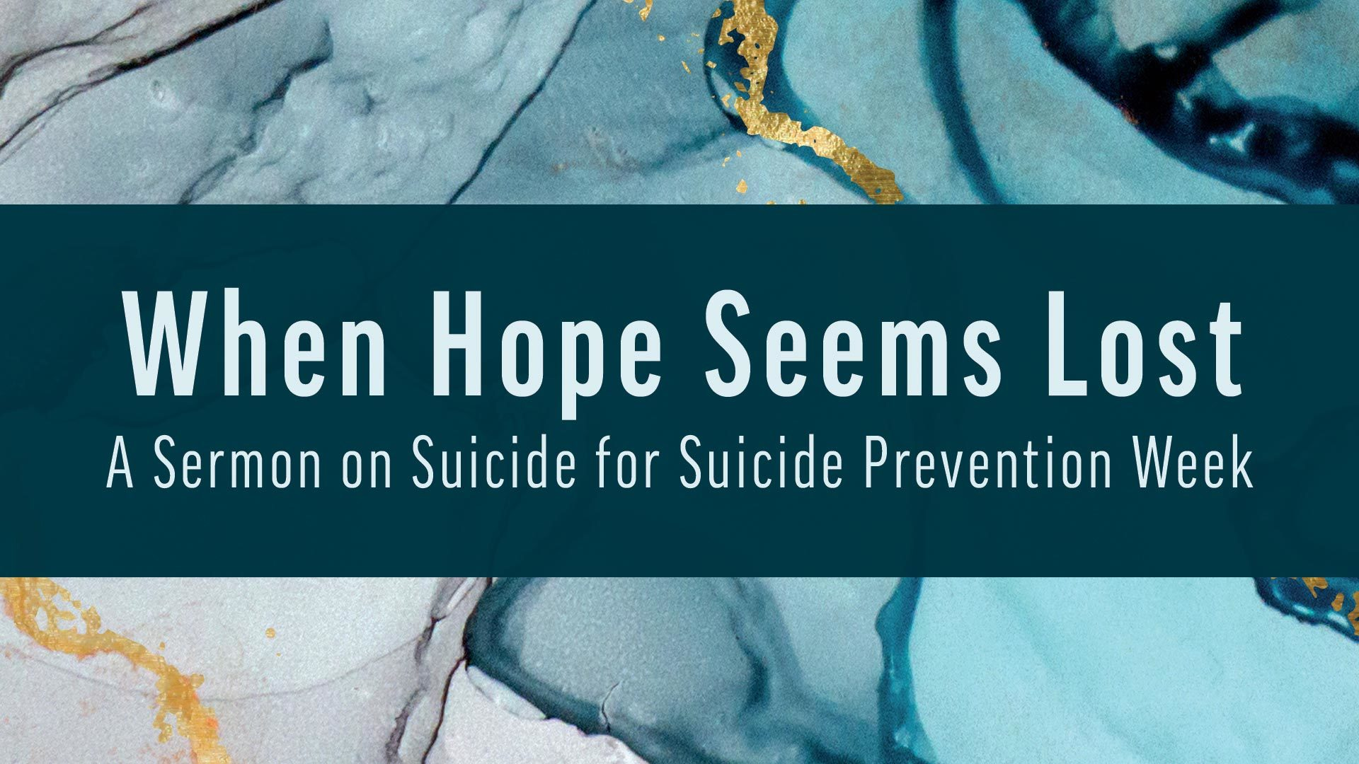 2019 11 Suicide Prevention