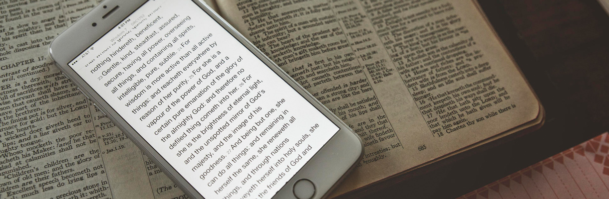 Online Bible Study Resources & Videos