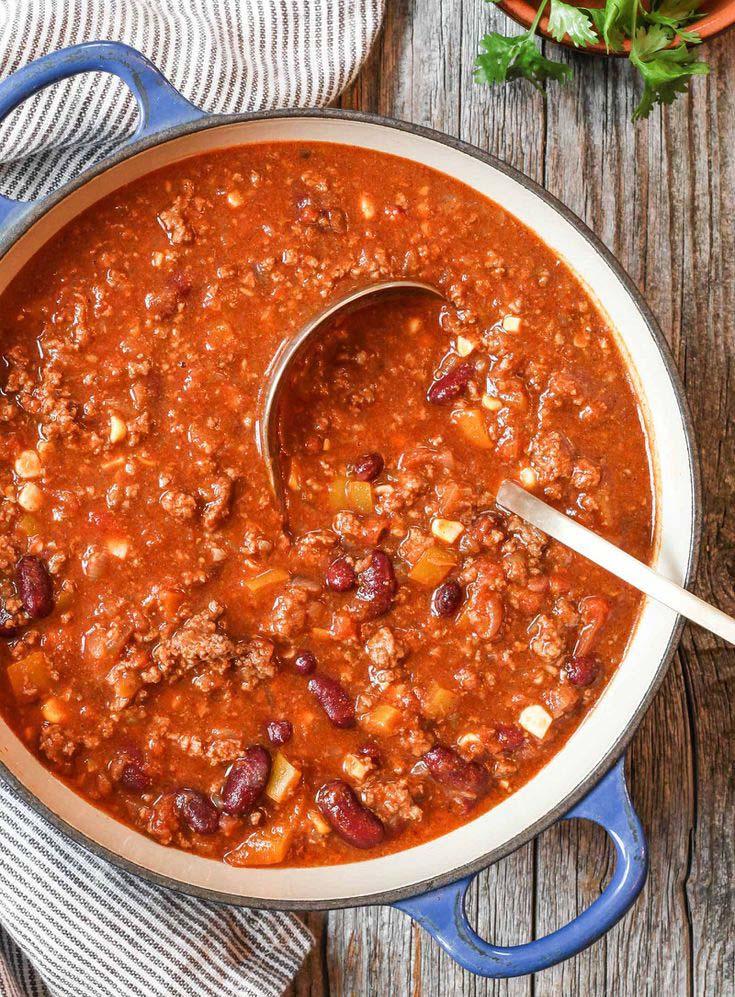 Chili Cook-Off Oct. 8