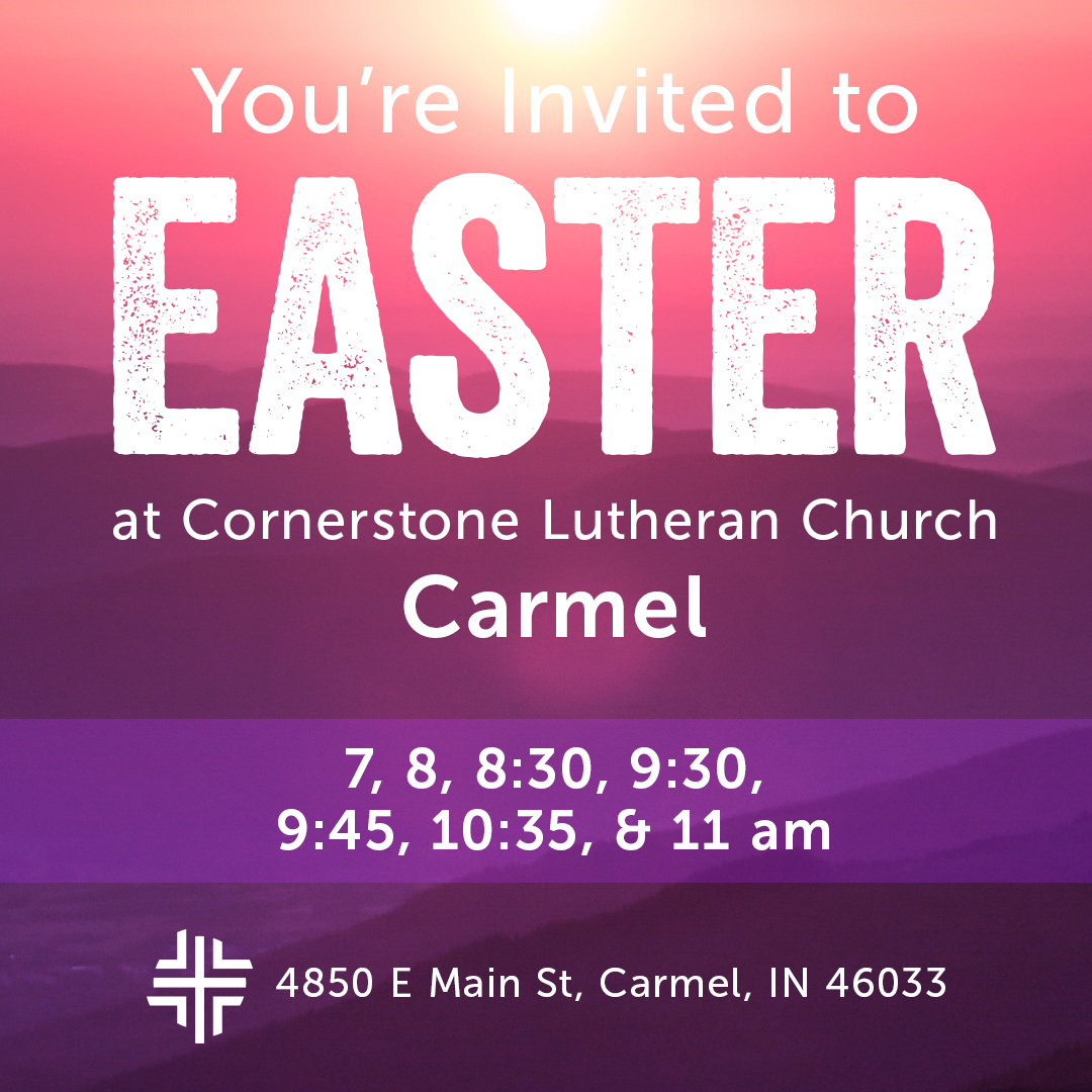 Join us at CLC for Easter!