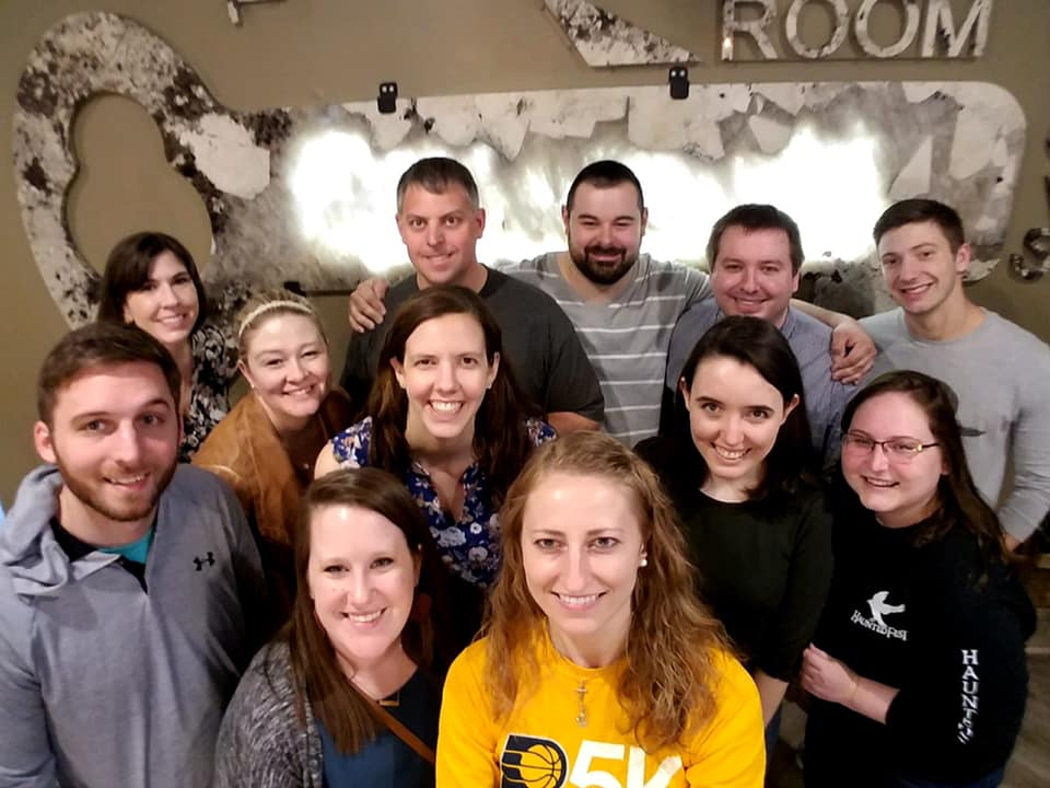Young Adults: Fishbowl Theology Aug. 20