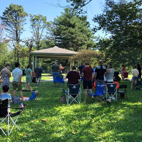 Monthly Outdoor Worship