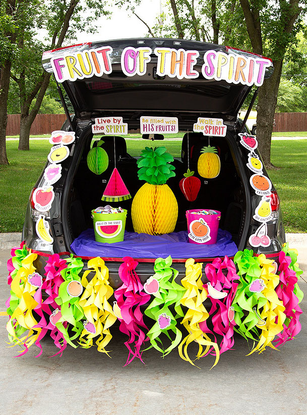 Trunk or Treat Oct. 29 & 30