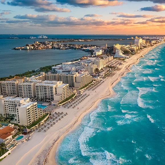 Cancún del 26 al 30 agosto del 2019