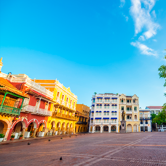 Cartagena del 08 al 12 octubre del 2019