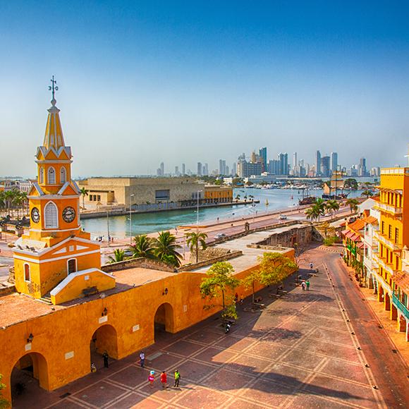 Cartagena del 02 al 06 setiembre del 2019