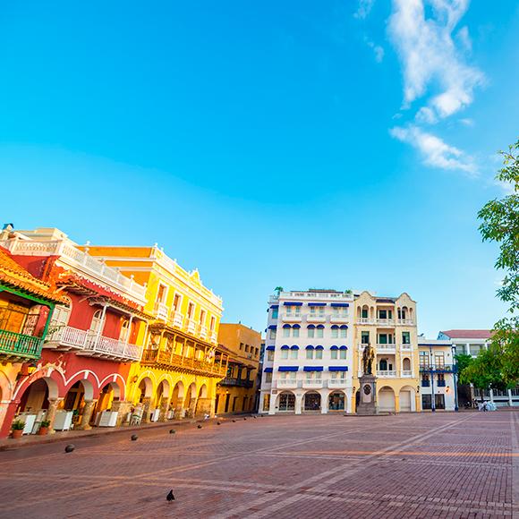 Cartagena del 03 al 06 octubre del 2019