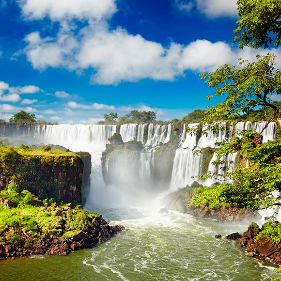 Iguazú del 16 al 20 octubre del 2019