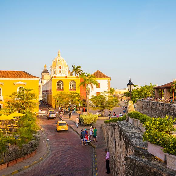 Cartagena del 01 al 04 noviembre del 2019