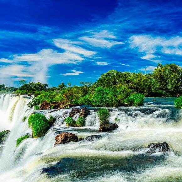 Iguazú del 06 al 10 noviembre del 2019