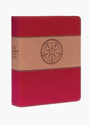 The Lutheran Study Bible - DuoTone Burgundy Luther's Rose