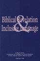 Biblical Revelation & Inclusive Language - CTCR