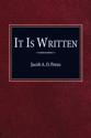 It Is Written (ebook Edition)