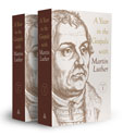 A Year in the Gospels with Martin Luther -  2 Volume Set