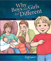 Why Boys and Girls are Different: For Boys Ages 3-5 - Learning About Sex