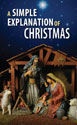 A Simple Explanation of Christmas (Pack of 20)