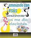 Dios me dio relaciones - Lecciones (God Gave Me Relationships - Student)