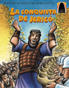 Libros Arco: La conquista de Jericó (Arch Books: Jericho's Tumbling Walls)