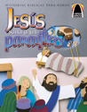 Libros Arco: Jesús sana a un paralítico (Arch Books: Down through the Roof)