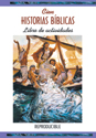 Libro de actividades para cien historias bíblicas (Activity Book for One Hundred Bible Stories)