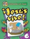 Coloreando con Jesús: ¡Jesús vive! (Jesus Lives!)