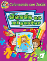 Coloreando con Jesús: Jesús es mi pastor (Coloring with Jesus: Jesus is my Shepherd)