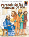 Libros Arco: La parábola de las monedas de oro (Arch Books: The Parable of the Talents)