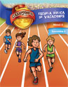 Campeones de la fe - español: Hojas del alumno Nivel 3 (Champions of Faith - Spanish: Student Worksheets Level 3) - Downloadable