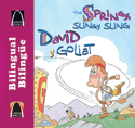 Libros Arco bilingües: David y Goliat (Bilingual Arch Books: The Springy, Slingy Sling) (ebook Edition)
