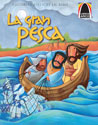Libros Arco: La gran pesca (Arch Books: The Great Catch of Fish)