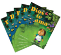 Dios te ama - Paquete de 25 (God Loves You - Pack of 25)