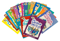 Juego completo de 18 Tesoros Bíblicos (Complete Set of 18 Bible Treasures Books)