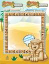 ¡Sorpresa! El camino del perdón - bilingüe: Lámina de promoción (Surprise! A Journey of Forgiveness - Bilingual: Promotional poster)