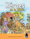 Héroes en la Biblia (Best-Loved Bible Heroes)