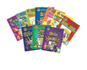 Juego completo de libros para colorear bilingües  (Complete Set of Bilingual Coloring Books)