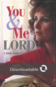 You and Me, Lord - Downloadable