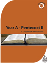A Longer Look at the Lessons: Year A - Pentecost II (Downloadable)