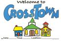 CrossTown - Logo Poster