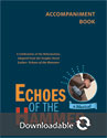 Echoes of the Hammer Musical - Accompaniment Book - Downloadable