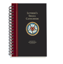 Luther's Small Catechism with Explanation - 2017 Spiral Bound Edition