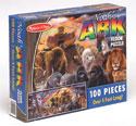 Noah's Ark Floor Puzzle (100 Pieces)