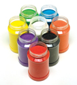 Rainbow Craft Sand - (Pack of 8)