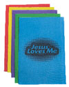 Jesus Loves Me Buffs, Team Identifiers (Pkg of 10) - VBS 2018